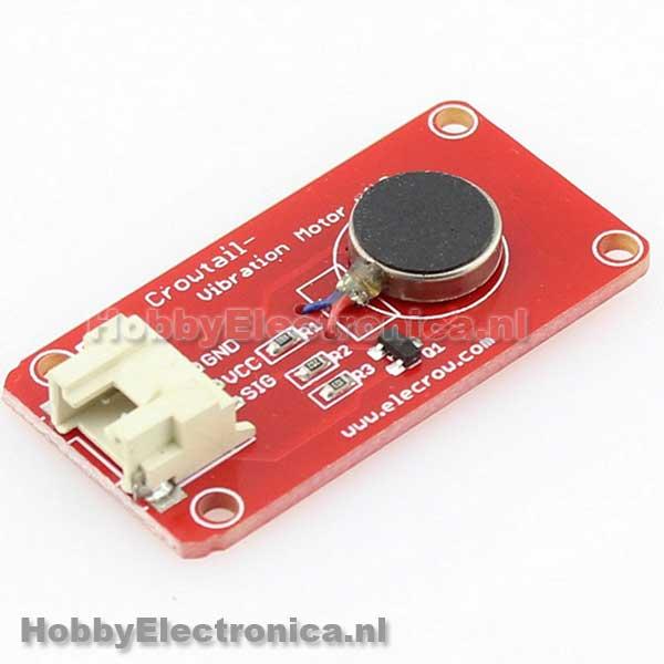 Crowtail Vibration Motor Hobbyelectronica