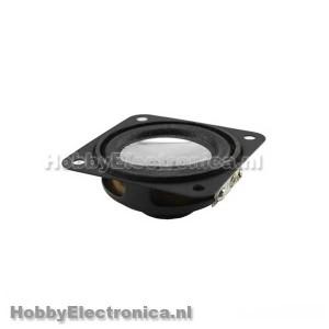 40mm Mini Speaker 2w 8ohm
