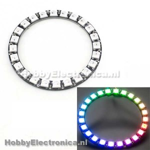 WS2812 5050 RGB LED Ring 24