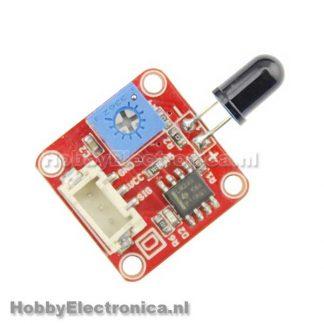Crowtail vlam sensor