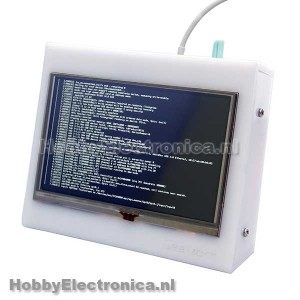 Acryl behuizing voor HDMI 5 Inch