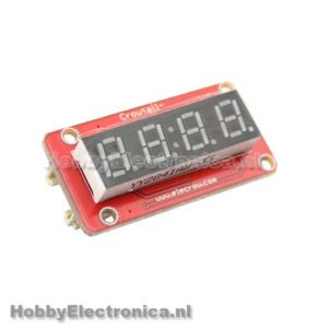 Crowtail 4 Digit Display