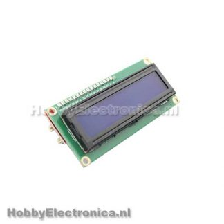Crowtail I2C LCD
