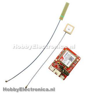 Crowtail SIM808 GSM GPS