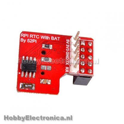 Raspberry Pi RTC module