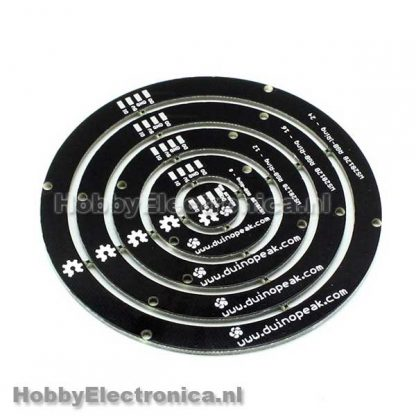 WS2812 5050 RGB LED Ring 61 b