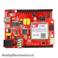 SIMduino UNO SIM808 GPRS GSM bord