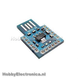ATMega32U4 USB bord