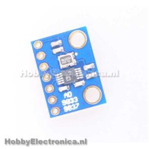 dds signal generator 9833