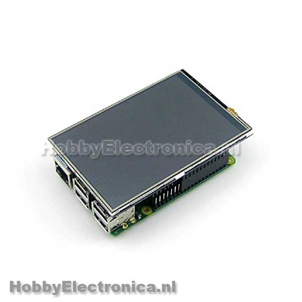 4 Inch Touch Screen Raspberry Pi
