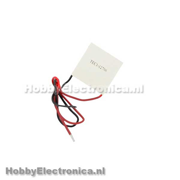 Thermoelectric Cooler TEC1-12706