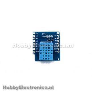 DHT11 Wemos shield