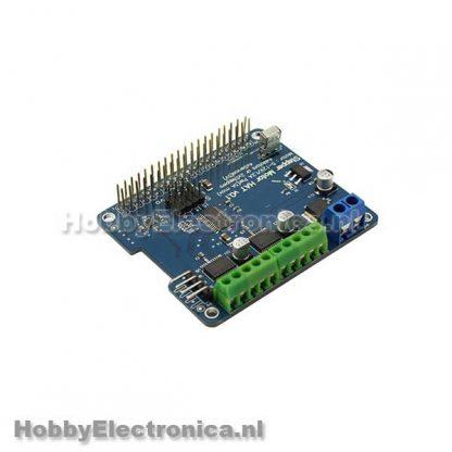 Stepper Motor HAT Raspberry Pi