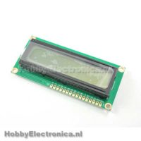 1602 LCD display module wit backlight