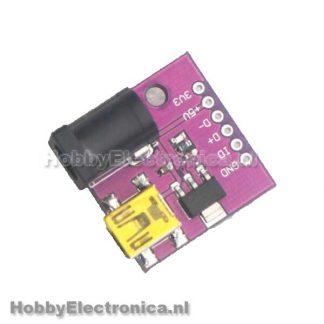 AMS1117 DC Socket