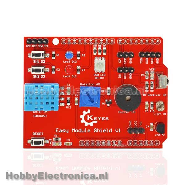 Multi-purpose Shield Arduino