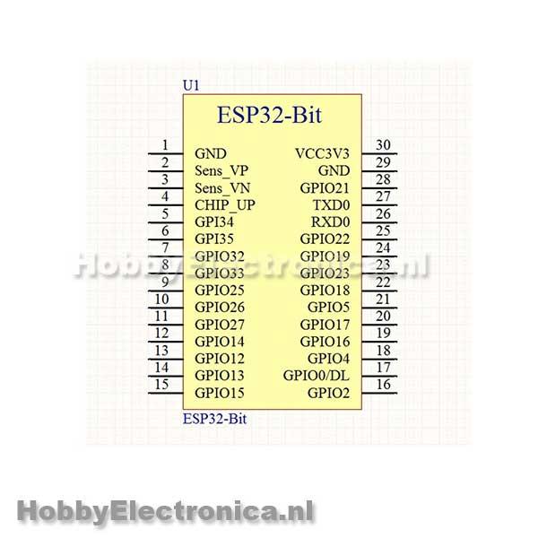 Widora AIR ESP32