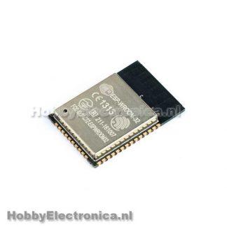ESP32 WiFi BT BLE MCU