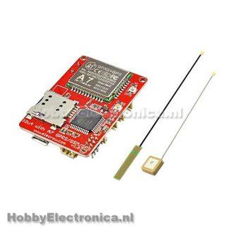 32u4 A7 GPRS GSM GPS Board