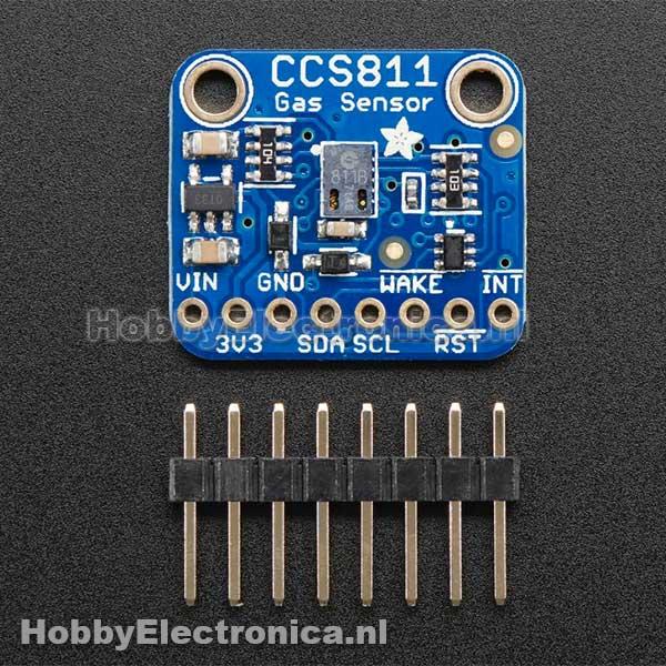 CCS811 lucht kwaliteit Sensor
