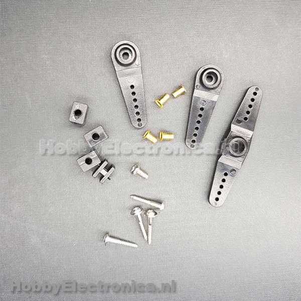 MG996R arm set