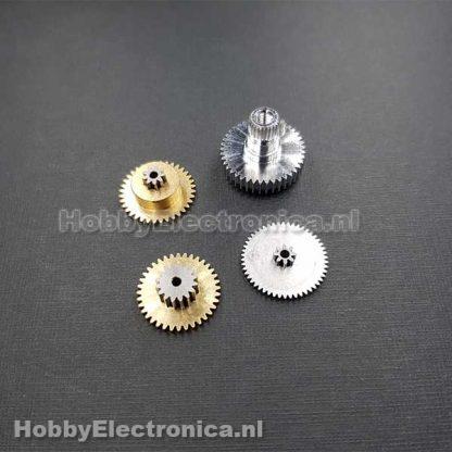 MG996R metal gear set
