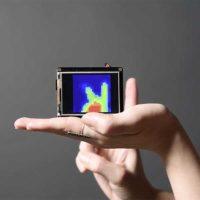AMG8833 IR Thermal Camera
