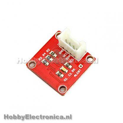 Digitale temperatuur sensor