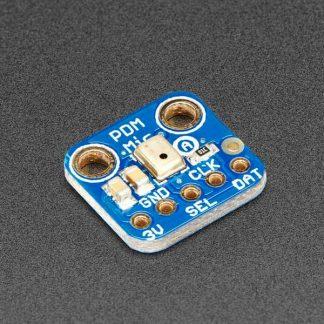PDM MEMS microfoon