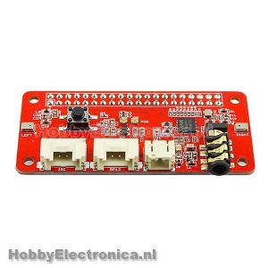 Spraak interactie module Raspberry Pi
