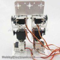 Tweevoetige robot kit