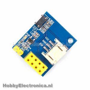 ESP-01 WS2812 RGB LED Module