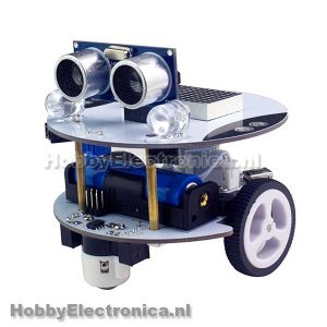 Qbot Programmeerbare slimme robot car kit