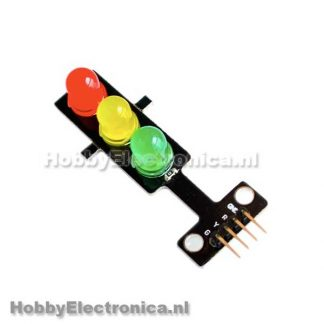 LED Stoplicht module