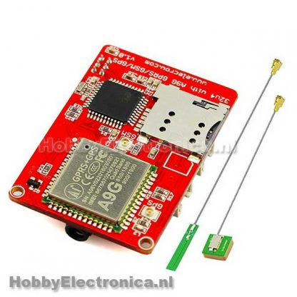 32u4 A9G GPRS GSM GPS