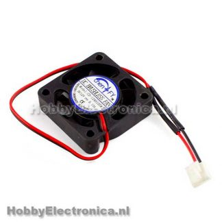 Brushless DC 12V mini fan