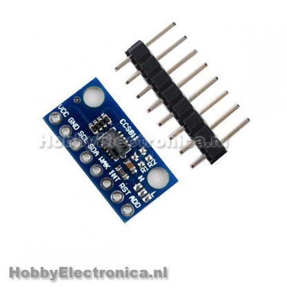 CCS811 Gas luchtkwaliteit sensor