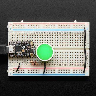 Diffuus rood en groen indicatie LED