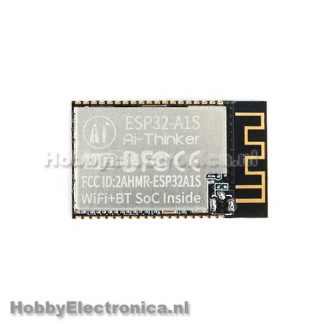 ESP32 A1S WiFi BT Audio