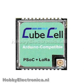 CubeCell module 433MHz