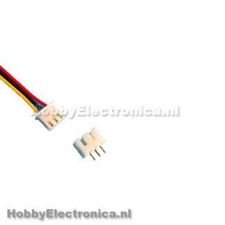JST 2.5 connector 150mm 3P