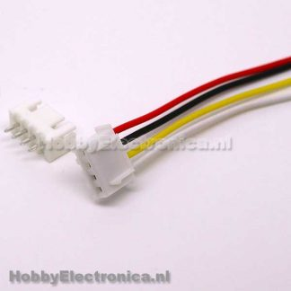 JST 2.5 connector 150mm 4P