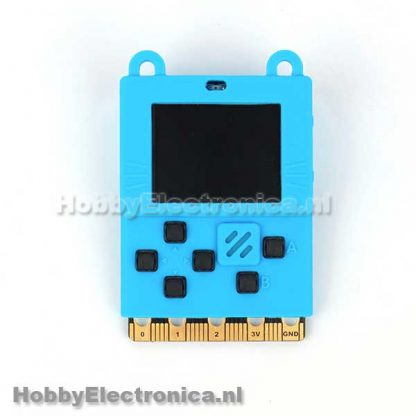 Meowbit console blauw