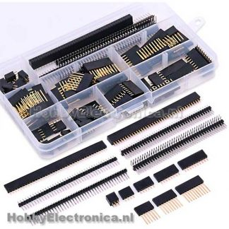 Header connector kit