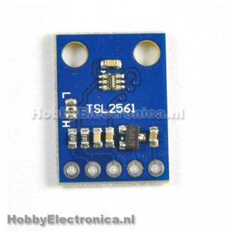 TSL2561 digitale lichtsensor