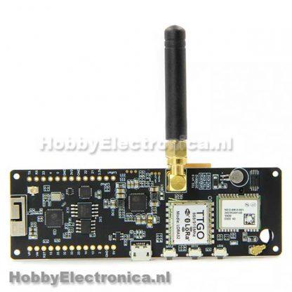 TTGO T-Beam ESP32 LoRa 868Mhz WiFi GPS