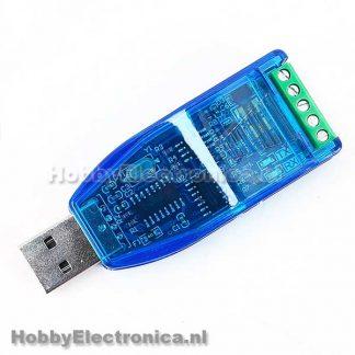 USB naar 485 modbus
