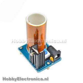 BD243 mini tesla coil