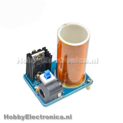 BD243 mini tesla coil kit diy