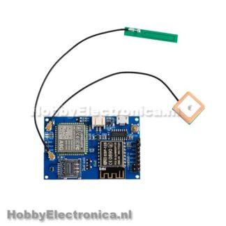 ESP-12S A9 A9G GPRS node